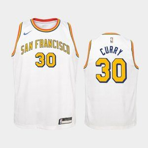 Women Golden State Warriors Stephen Curry Jersey